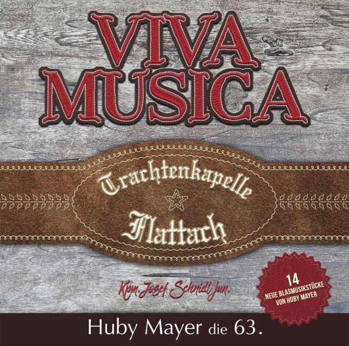 COVER Viva Musica